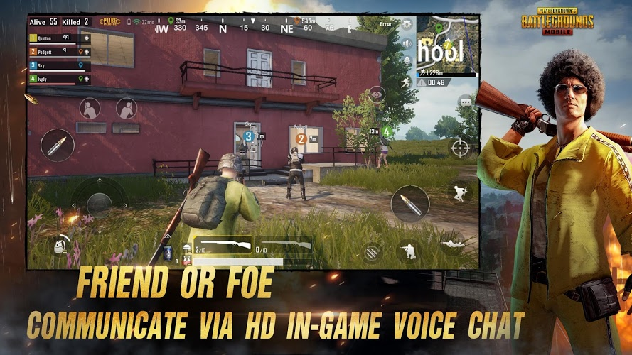 Download PubG Mobile on PC with BlueStacks