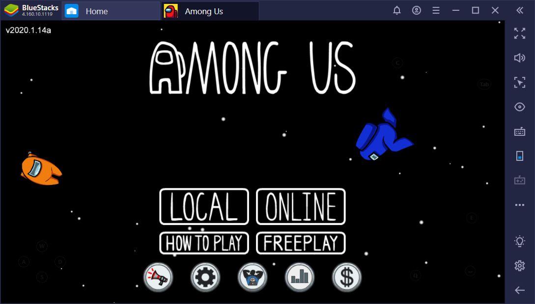 Jak zagrać za darmo w Among Us na komputerze na BlueStacks
