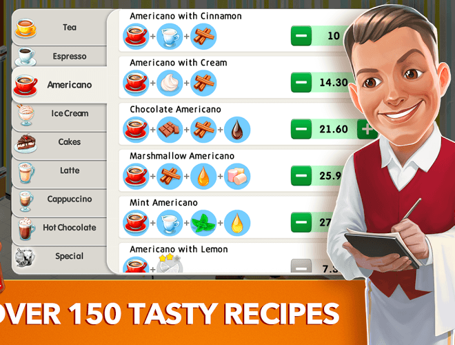 Play My Cafe Recipes & Stories on PC 15