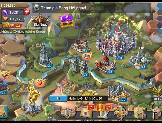 Chơi Lords Mobile on PC 20