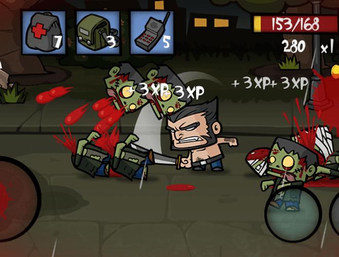 Играй Zombie Age 2 На ПК 7
