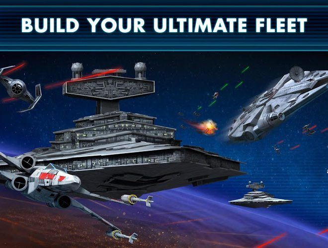 Chơi Star Wars™: Galaxy of Heroes on PC 14