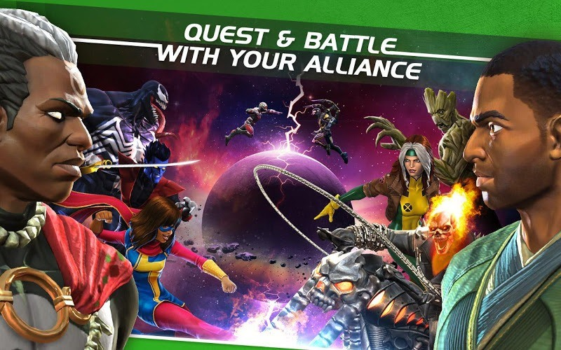 Download Marvel Contest of Champions on PC with BlueStacks