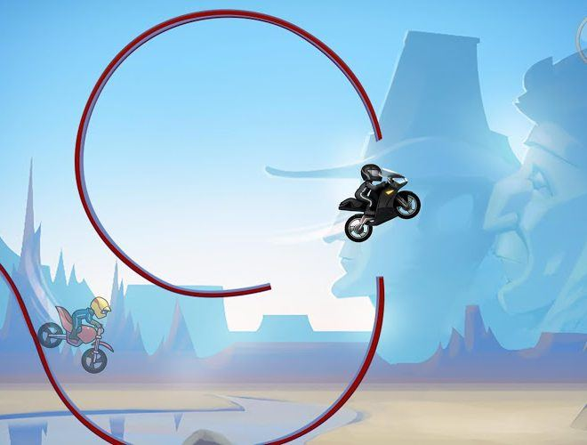 Juega Bike Race on PC 5
