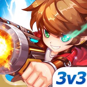 暢玩 全民爆破王——3V3休閒競技射擊手遊 PC版 1
