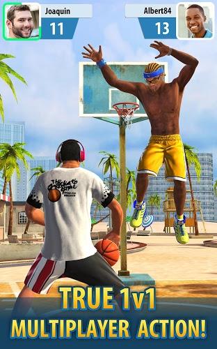 Play Basketball Stars on PC 1