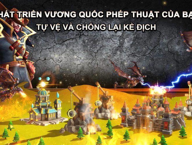 Chơi Magic Legion – Age of Heroes on PC 9