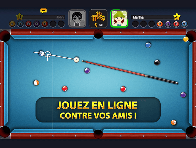 Joue 8 Ball Pool on pc 2