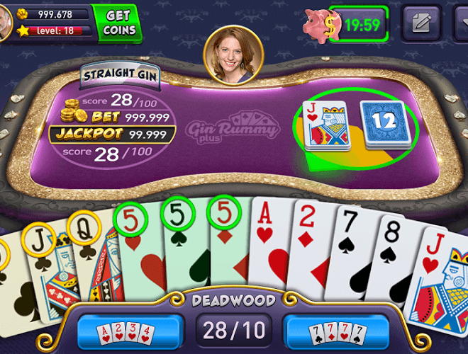 Play Gin Rummy Plus on PC 7