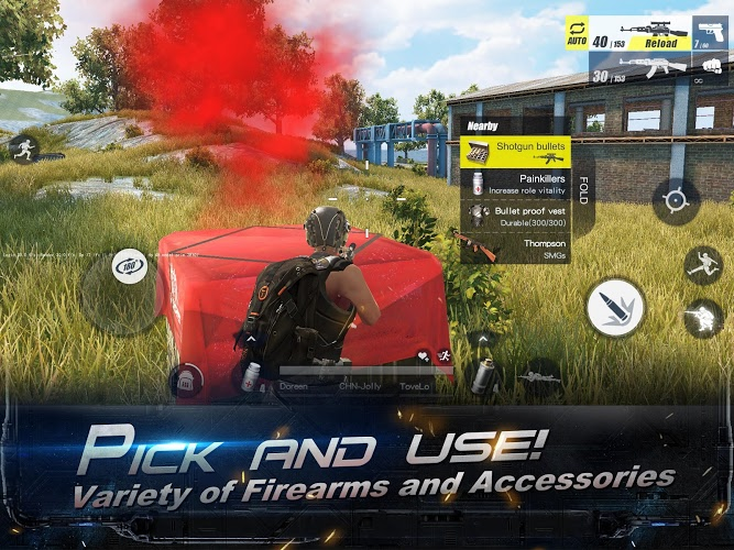 Jogue Rules of Survival para PC 11