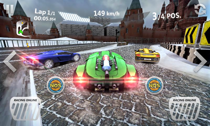 Play Sports Car Racing on PC 4