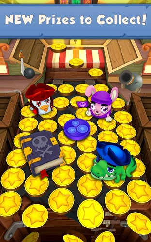 Joue Coin Dozer: Pirates on pc 12