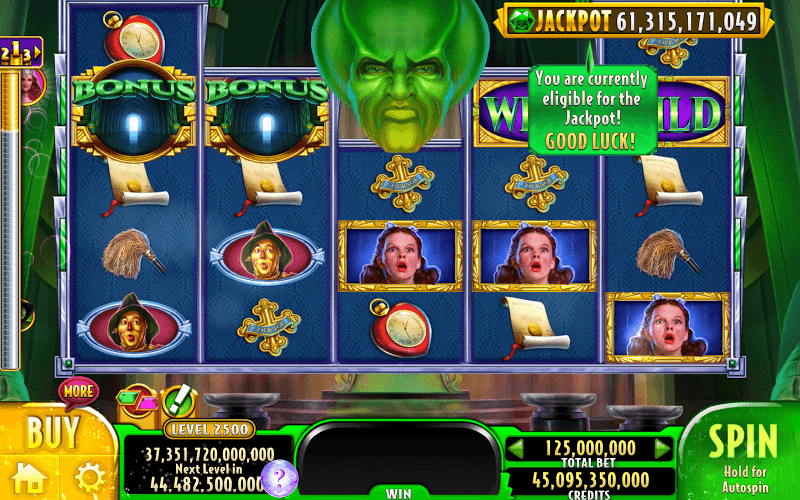 Play Wizard of Oz Free Slots Casino on PC 14