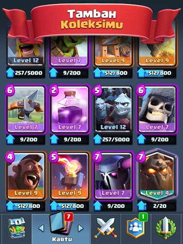 Main Clash Royale on PC 11