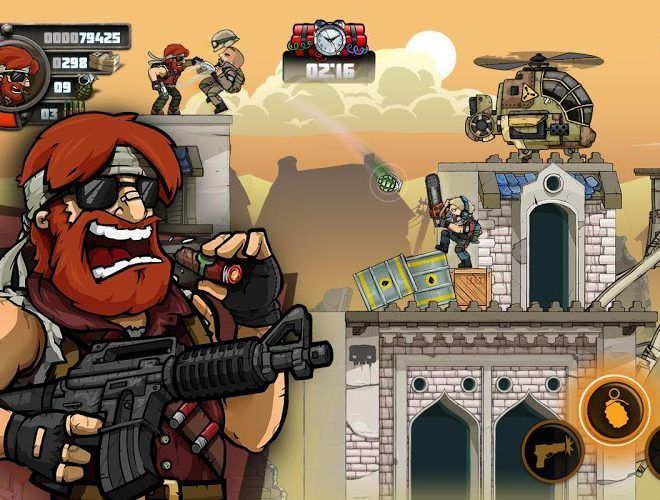 Играй Metal Soldiers 2 На ПК 10