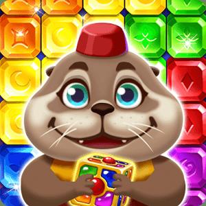 Play Jewel Pop : Treasure Island on PC 1