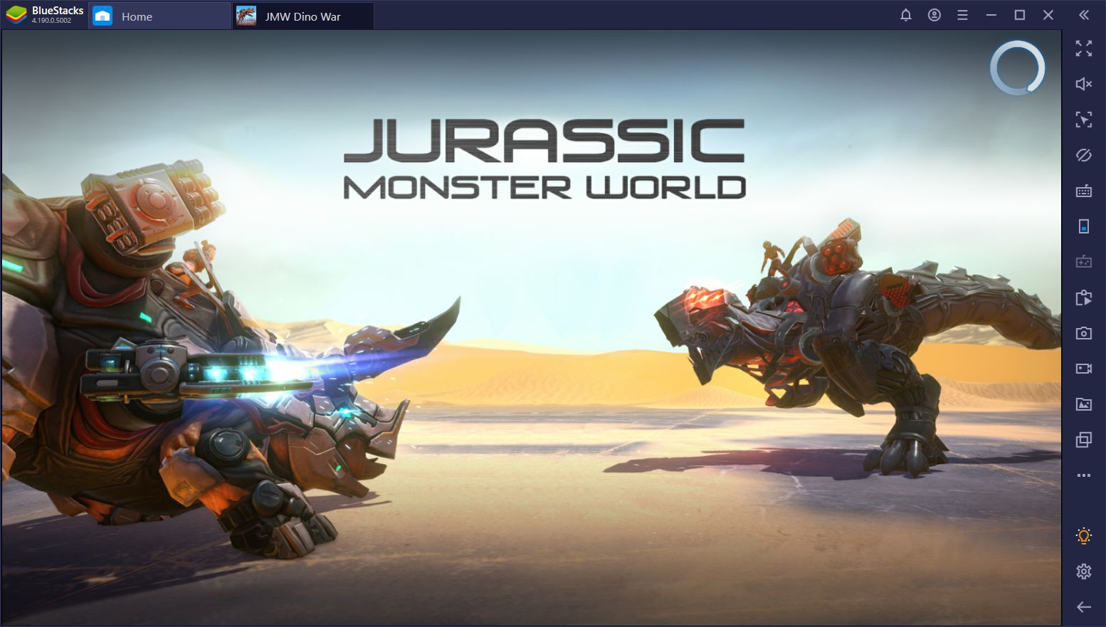 Beginner's Guide for Jurassic Monster World: Dinosaur War 3D FPS