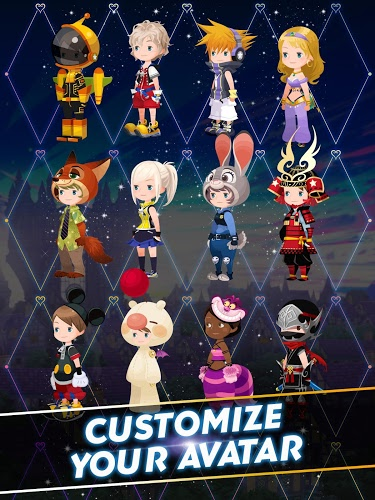 Play Kingdom Hearts Unchained X on PC 21