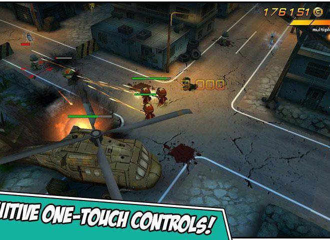 Играй Tiny Troopers 2 На ПК 5