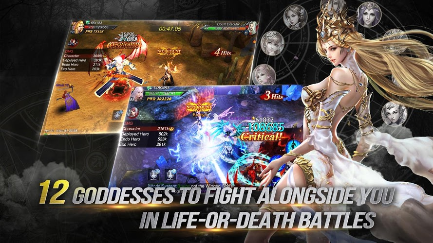 Play Goddess: Primal Chaos on PC 6