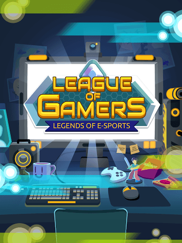 Играй League of Gamers На ПК 19