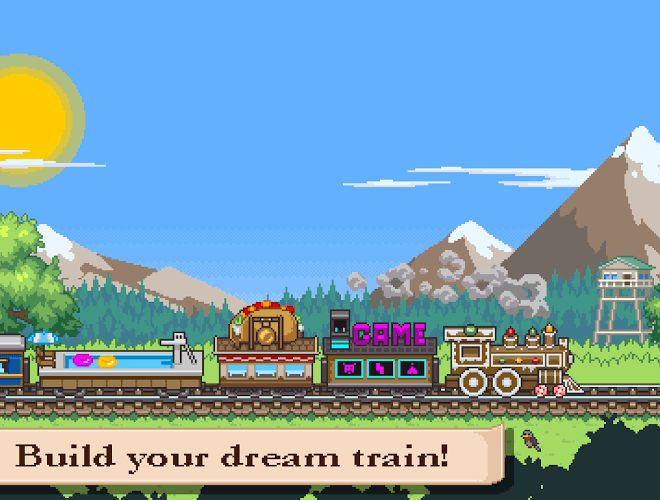 Играй Tiny Rails На ПК 14