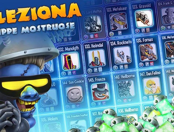 Gioca Monster Legends on PC 17