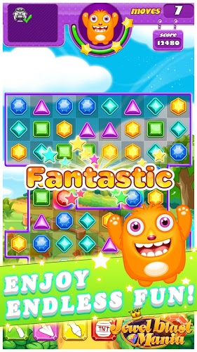 Play Jewel Blast Mania on PC 4