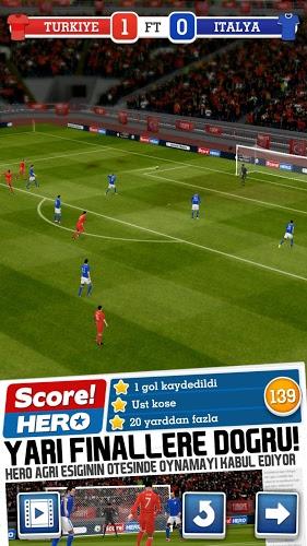 Score! Hero  İndirin ve PC'de Oynayın 12