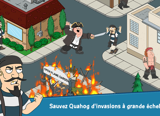 Jouez à  Family Guy: The Quest for Stuff sur PC 5