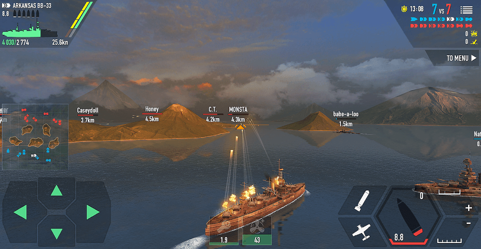 Download warship battle 3d world war ii android app for pc/warship.