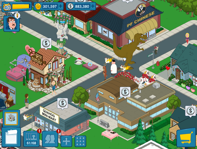 Spustit Family Guy: The Quest for Stuff on PC 13