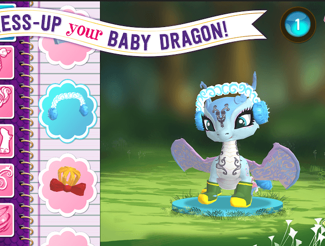 Play Ever After High™: Baby Dragons on PC 15