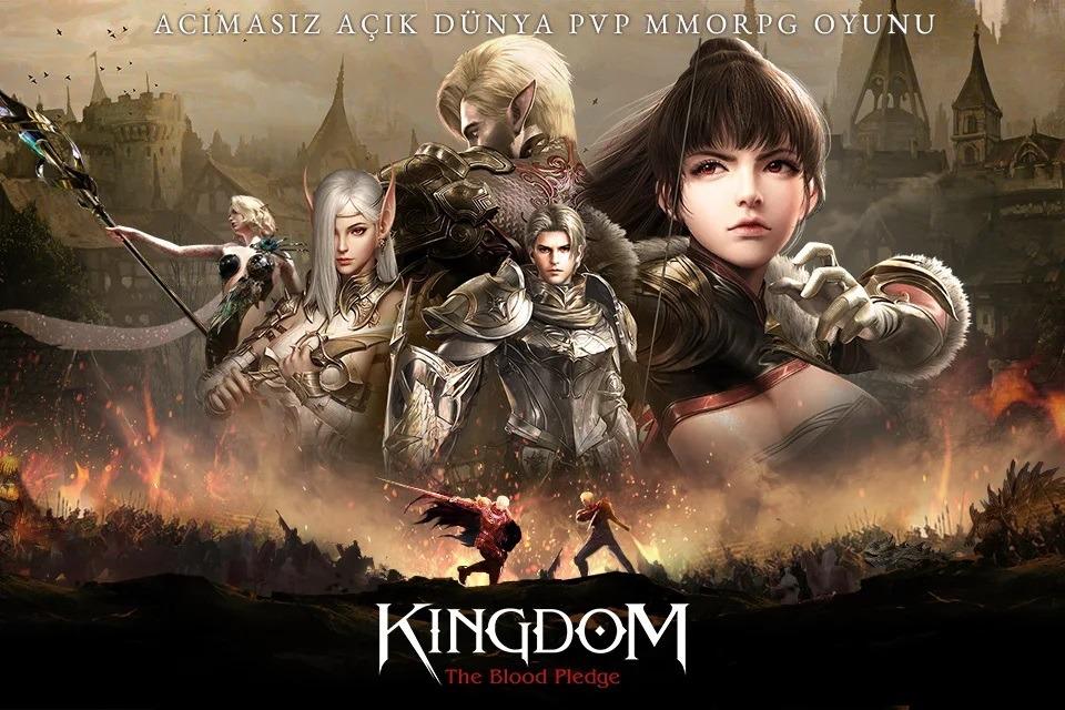 Kingdom: The Blood Pledge Seviye Atlama Rehberi