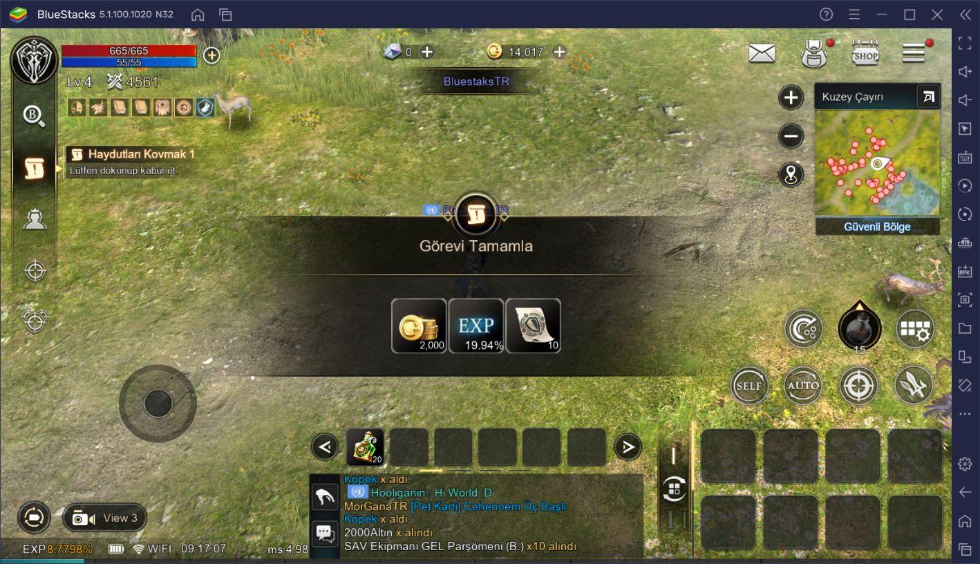 Kingdom: The Blood Pledge BlueStacks İncelemesi