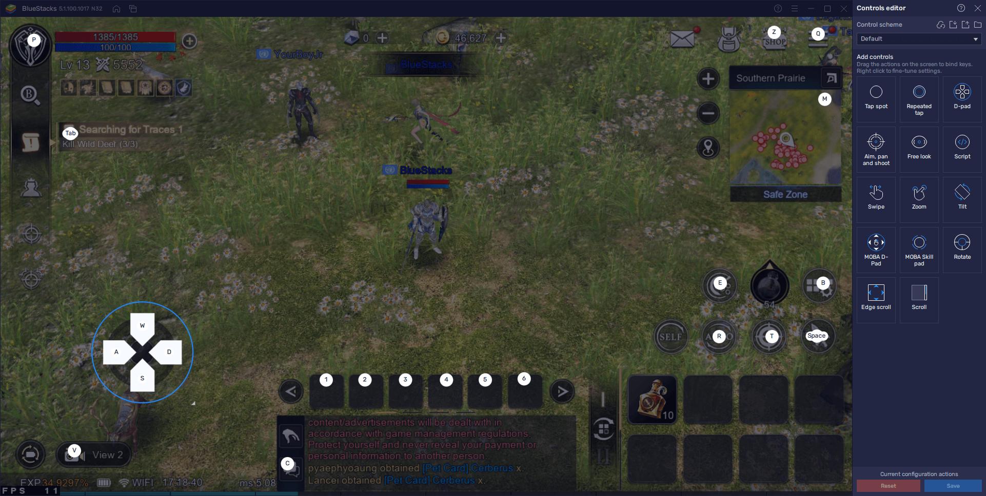 Guide BlueStacks pour Kingdom: The Blood Pledge – Comment Utiliser les Outils de BlueStacks pour Dominer dans ce MMORPG Mobile