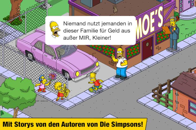 Spiele Die Simpsons™ Springfield für PC 6