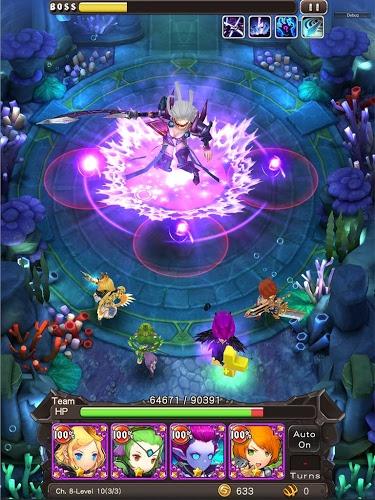 暢玩 Hyper Heroes: Marble-Like RPG PC版 19