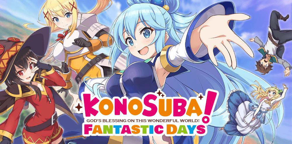 KonoSuba: Fantastic Days İncelemesi
