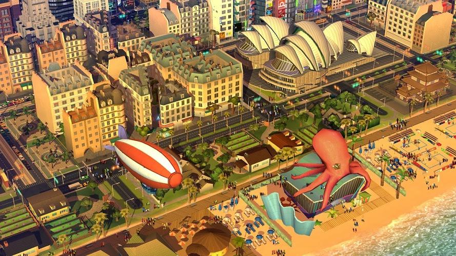 Jouez à  SimCity BuildIt sur PC 8