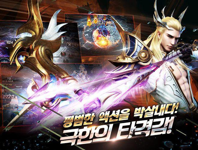 즐겨보세요 Crasher: the god of battle on PC 11