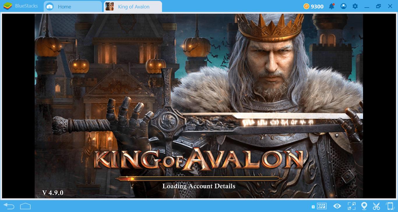 King of Avalon دليل قتال