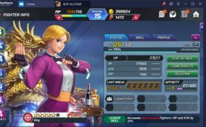 The King of Fighters ALLSTAR on PC – Guide to Battle Cards