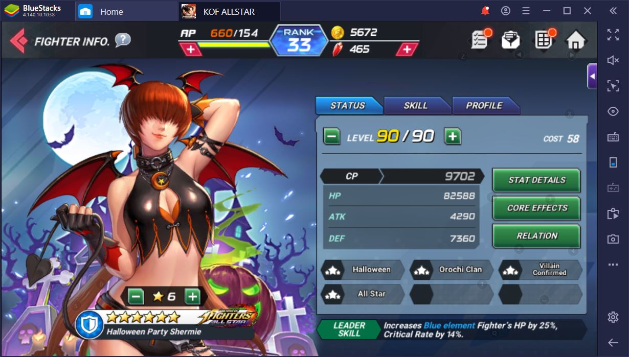 How To Come Up With The Best Team Compositions In The King Of Fighters Allstar On Pc Bluestacks