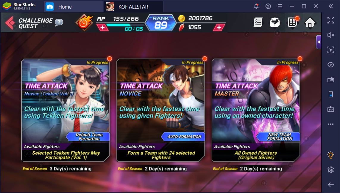 It's Raining Rubies in King of Fighter's Tekken 7 Collaboration Event