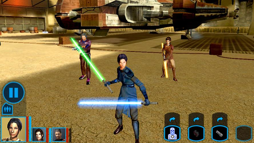 Top 4 Star Wars Games For Android