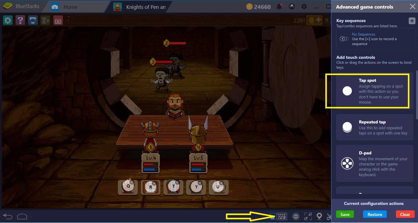 BlueStacks Setup And Installation Guide For Knights of Pen & Paper 2