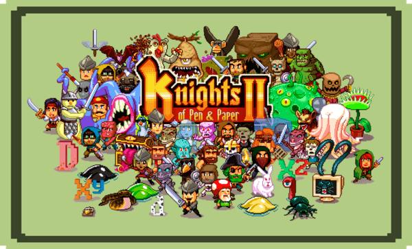 Knights of Pen & Paper 2 BlueStacks Kurulum ve Konfigürasyon Rehberi