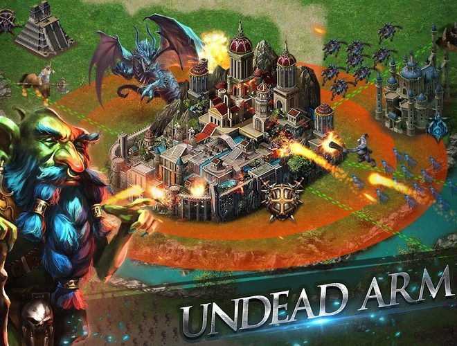 Play King of Rebirth: Undead Age on PC 10