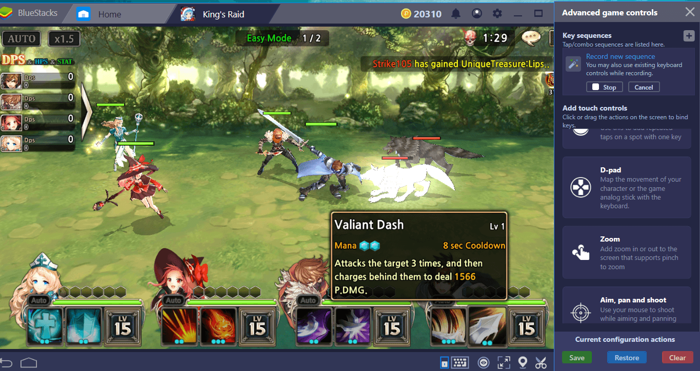 BlueStacks Setup And Configuration Guide For King's Raid
